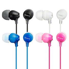 SONY MDR~EX15LP 輕量型內耳式耳機 3 克超輕盈重量,外出好攜帶