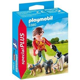 Playmobil 摩比 5380 遛狗