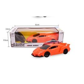 兒童玩具車 蘭博基尼遙控車 1:18遙控車 方向盤遙控車賽車N17 Dudubobo