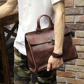 男包休閒包 單肩包斜挎包 手提包商務包男士包包潮流N17 型男部落