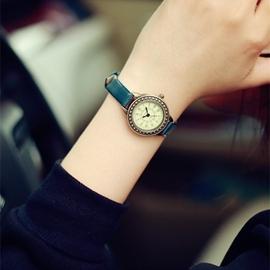 手錶~ 羅馬復古簡約閨蜜手錶~女表裝飾百搭N17 型男部落