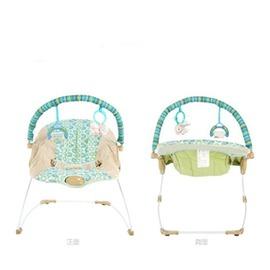 寶寶搖椅新生兒安撫椅搖籃床出口美國震動多 嬰兒躺椅N17 型男部落