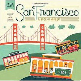San Francisco 舊金山: 認識數字