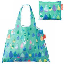 DESIGNERS JAPAN  摺疊 袋 Rain drop  ~2way shoppi