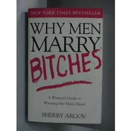 ~書寶 書T2╱原文書_OAR~Why Men Marry Bitchest_Argov