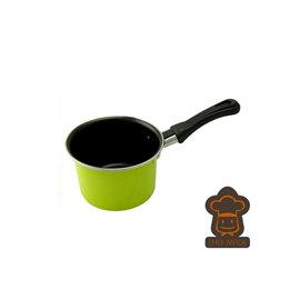 ~愛焙烘焙~美國 chefmade學廚 不沾 綠 迷你炫彩奶鍋  11cm  WK3002