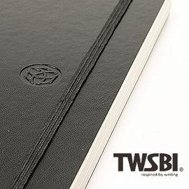 ~小滿文具室~TWSBI Notepad 三文堂筆記本(中) 方格 橫線 空白