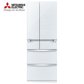 MITSUBISHI 三菱 日本原裝 605公升 六門變頻冰箱 水晶白 MR-WX61Z-W