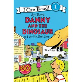 〈An I Can Read系列:L1 〉DANNY AND THE DINOSAUR A