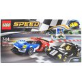 樂高Lego SPEED 賽車系列~75881 2016 Ford GT   1966 F