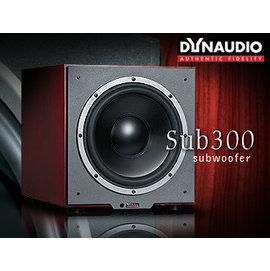 """DYNAUDIO Sub 300 Subwoofer 10"""" 超低音喇叭"""