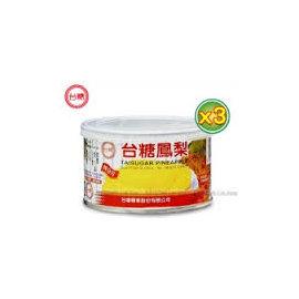 台糖 鳳梨罐(227g/罐)3入
