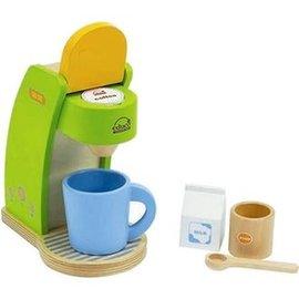 ~  ~~德國Hape.educo愛傑卡~角色扮演廚房系列~咖啡製作機 861353