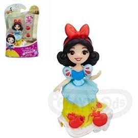 ~Playwoods~^~迪士尼公主DISNEY^~迷你公主人物組:白雪公主Snow Wh