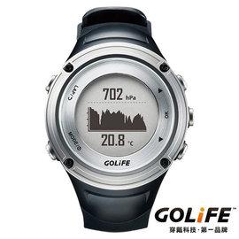 GOLiFE GoWatch X~PRO 全方位智慧戶外 GPS腕錶~銀色