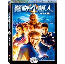 合友唱片 驚奇四超人 Fantastic Four DVD
