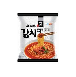 ~易購樂~韓國食客 泡菜鍋拉麵 附泡菜包 160g ~100%韓國產 通過SGS檢驗不含塑