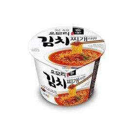 ~易購樂~韓國食客 泡菜鍋杯裝拉麵 附泡菜包 150g ~100%韓國產 通過SGS檢驗不