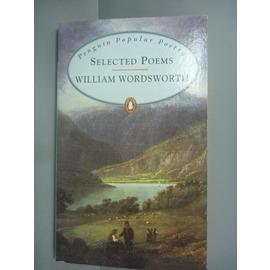 ~書寶 書T2╱原文小說_KLQ~Selected Poems_William Words