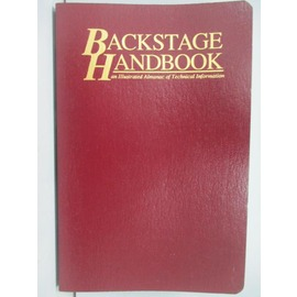 ~書寶 書T6╱藝術_JPT~Backstage Handbook