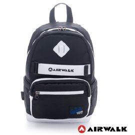 BACKBAGER背包族~美國 AIRWALK~小豬高彩度撞色 筆電後背包 後肩包 後背包