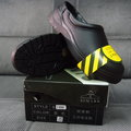 星馬克 皮製鋼頭安全廚師鞋S~2059黑