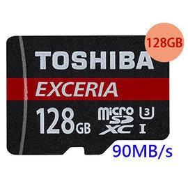 ~送讀卡機~ Toshiba 128GB 128G microSDXC EXCERIA~9