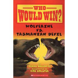 WHO WOULD WIN WOLVERINE VS TASMANIAN DEVIL 科學