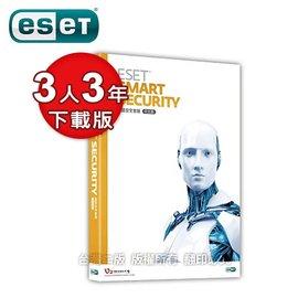 ESET Smart Security 3U3Y 多平台版  下載版