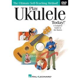 ~烏克麗麗DVD系列~Play Ukulele Today
