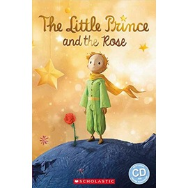 The Little Prince and The Rose Level 2  小王子電影
