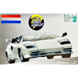 美國MONOGRAM LAMBORGHINI LP500S 藍寶堅尼LP~500 外盒NG