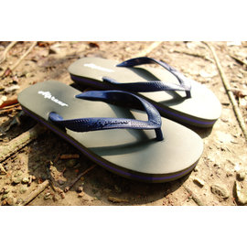 Alprano 泰國魚骨海灘鞋 男款 泰國橡膠海灘拖鞋 沙灘夾腳拖 人字拖 休閒拖鞋 舒適