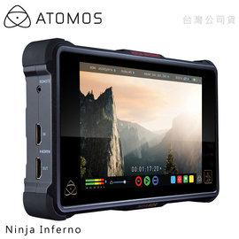 EGE 一番購】澳洲 ATOMOS Ninja Inferno【單主機組】7吋 4K HDMI 螢幕紀錄器 可搭配GH5【公司貨】