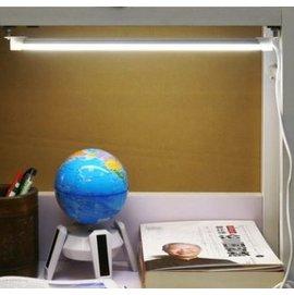 5V USB LED護眼檯燈 35cm 5W 三色調光 正白光 自然光 黃光 USB燈條