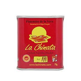 ~愛焙烘焙~ La Chinata 西班牙 煙燻紅椒粉 70g 西班牙海鮮飯 地中海料理