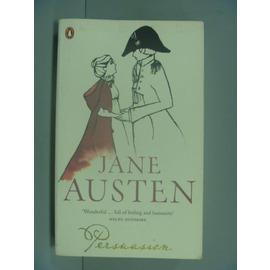 ~書寶 書T1╱原文小說_GEA~Persuasion_Jane Austen