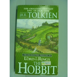 ~書寶 書T1╱原文小說_GEA~The Hobbit or There and back