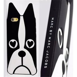 Marc by Jacobs iphone 6  Plus 手機殼 愛心 狗 斑馬 貓頭鷹