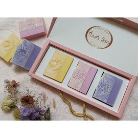 Yina s soap娜涼姊姊 ~薰衣草舒心潔膚皂~ 具清潔、抗菌的茶樹純露入皂,是居家