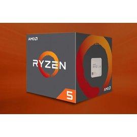 '高雄程杰电脑'全新公司货 AMD Ryzen 5 R5 1600 3.2G CPU 6C12T 中央处理器 重返荣耀