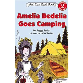 〈An I Can Read系列:Level 2 〉 AMELIA BEDELIA GOE
