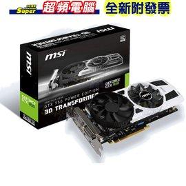 ~ ~ 微星 MSI GeForce GTX 950 PE 2GD5 OC 顯示卡~ 附發