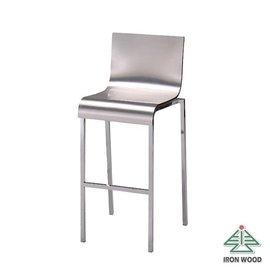  Ailiwu 十年成材 酒館小品高腳吧椅 ~ 科技鋁面款 #1554