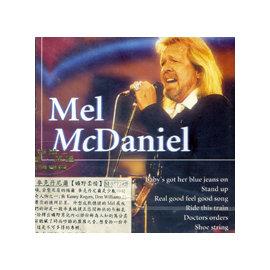 梅爾麥克丹尼爾 Mel McDaniel