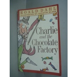 ~書寶 書T1╱原文小說_KOH~Charlie and the Chocolate Fa