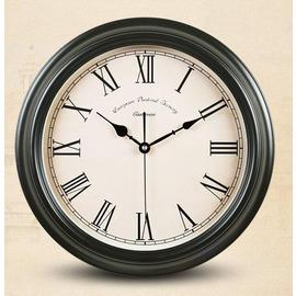 時鐘 掛鐘歐式復古掛鐘客廳靜音鐘表大號 時鐘N4酷咖 旗艦店