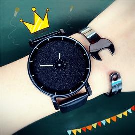 韓國 潮流星空原宿手錶果凍錶女簡約學生手錶男 情侶石英錶N4型男原創館