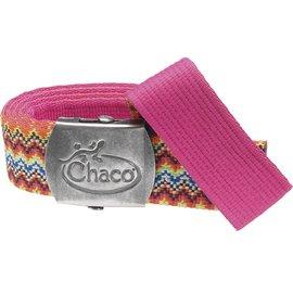 美國 Chaco REVERSIBELT 雙面 圖騰腰帶 繽紛鋸齒   HA55
