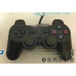 遊戲手柄PS2游戲機手柄PS2 USB游戲手柄雙震動X型男館N4型男部落